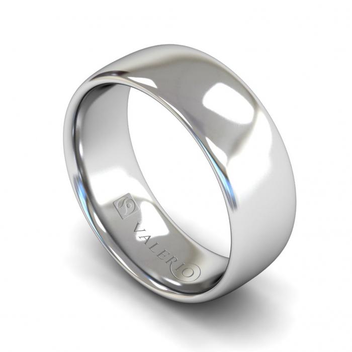Slight Court FairTrade Gold Wedding Ring